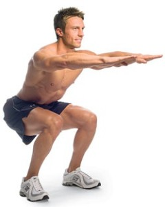 body-weight-squats accelerate your weight-loss