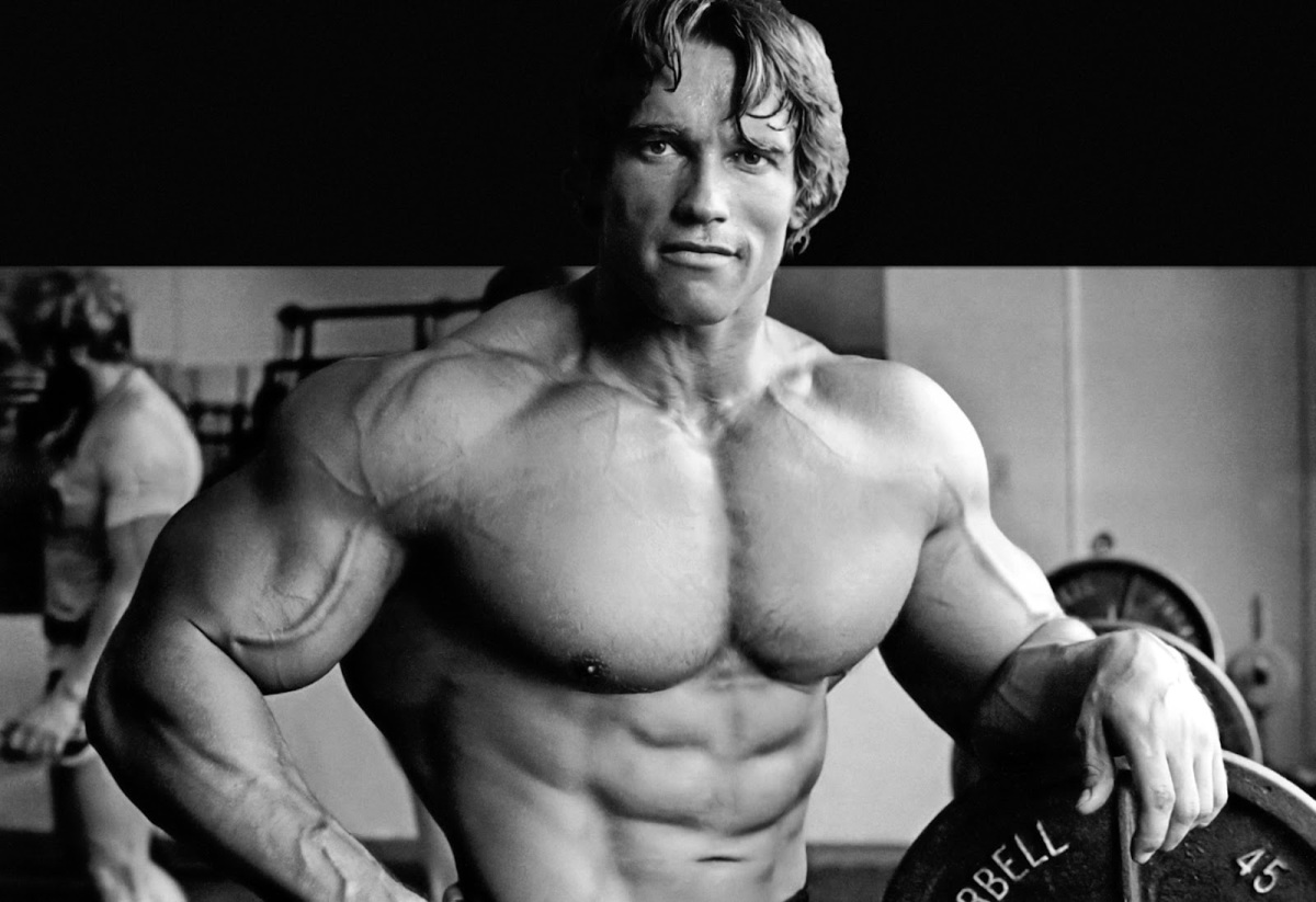 Why does Arnold exercise for longevity